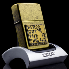 Zippo La Mã We've Got The Fire XVI 2000