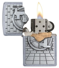 Zippo Safe with Gold Cash Surprise 29555 2