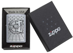 Zippo Safe with Gold Cash Surprise 29555 4