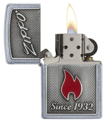 Zippo and Flame 29650 2