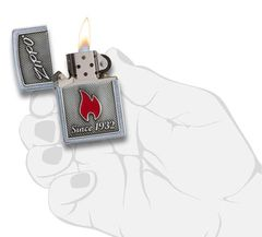 Zippo and Flame 29650 3