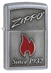 Zippo and Flame 29650
