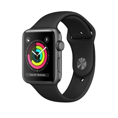 Apple Watch Series 3 GPS Aluminum 42 mm Sport Bnad NewSeal