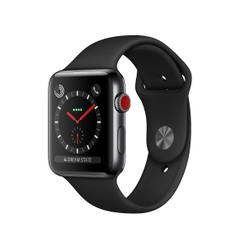 Apple Watch Series 3 42mm Black Stainess Millanese 99%