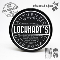 Heavy Hold Pomade - Lockhart's Pomade