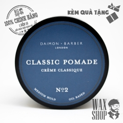 Classic Pomade - Daimon Barber