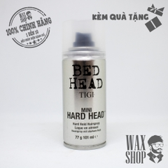 Hard Head - Tigi Bed Head (Travel Size)