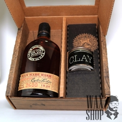 Gift Set 1821 Man Made Wash & Clay