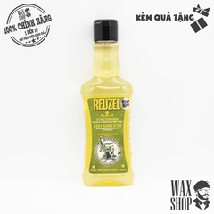 Reuzel Daily 3 in 1 Shampoo 350ml
