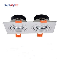 Downlight đôi ELV802E-M 14w