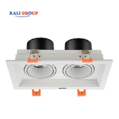 Downlight đôi ELV802F 14w