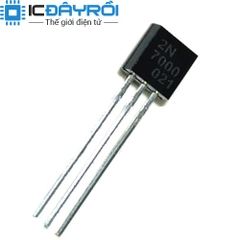 2N7000 TO-92 0.3A 60V