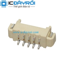 5P-1.25MM SMT connector