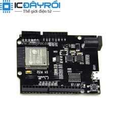 Kit Arduino ESP32 4MB Flash UNO D1 R32