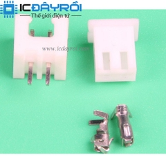 2P-XH2.54MM connector plug+socket