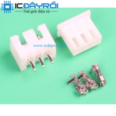 3P-XH2.54MM connector plug+socket