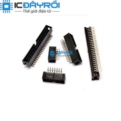 DC3-10PIN-2.54MM-RA