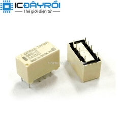 Relay Omron G6S-2-24VDC