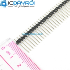 Header 1X40-2.54MM-17MM Male