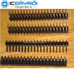 Header 2X20-1.27MM Male