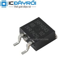 IRF1404S MOSFET N-CH 162A 40V TO263