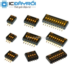 KE 1.27MM Dip Switch 1P