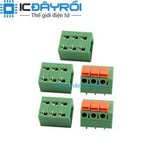 Terminal KF142R 3Pin 5.08MM