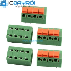 Terminal KF142R 4Pin 5.08MM