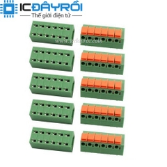 Terminal KF142R 6Pin 5.08MM