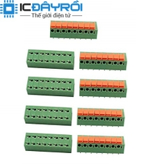 Terminal KF142R 8Pin 5.08MM