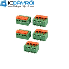 Terminal KF142V 4Pin 5.08MM