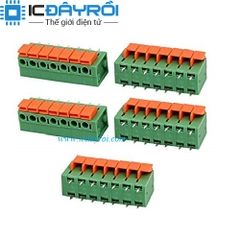Terminal KF142V 7Pin 5.08MM