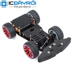Khung xe robot RC 4WD