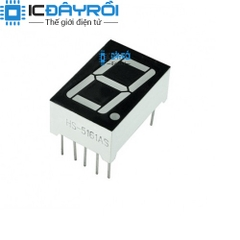 Led 0.56inch 5161AS cathode chung