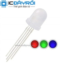 Led RGB 10MM Cathode