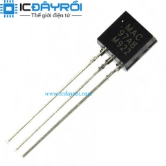 MAC97A8 TRIAC TO92 0.6A 800V
