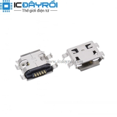 MICRO USB Socket 0.8MM 5PIN