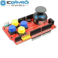 Arduino Joystick shield