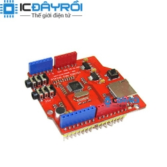 Arduino MP3 shield VS1053