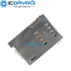 SIM Card holder MUP-C719 6P