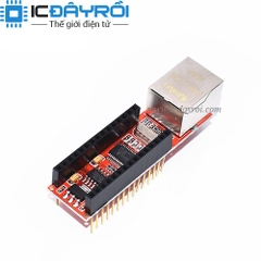 Kit ethernet shield V1.0 ENC28J60 RJ45 cho arduino nano V3