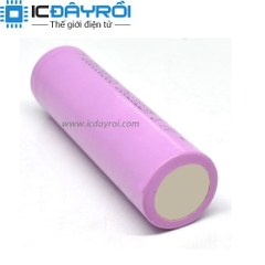 Pin cell 2600mAh 3.7V