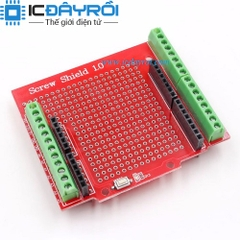 Arduino proto screw shield V1.0