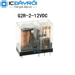 Relay OMRON G2R-2-12VDC