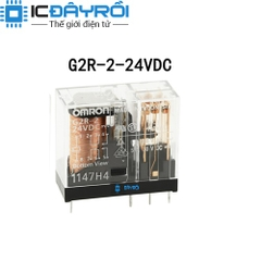 Relay OMRON G2R-2-24VDC