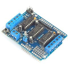 Shield L293D motor arduino