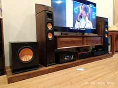 Bộ loa 5.1.2 Klipsch RP-5000F DOLBY ATMOS® HOME THEATER SYSTEM