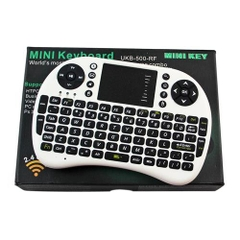 Mini Keyboard TouchPad UKB - 500 - RF