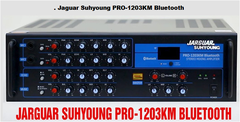 Amply Jarguar Suhyoung PRO 1203KM Bluetooth