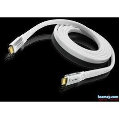 Dây Oehlbach 12405 XXL MADE IN WHITE HDMI 1.3b